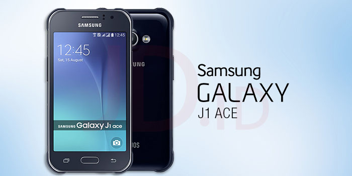 SAMSUNG Galaxy J1 Ace J110 4GB - Putih